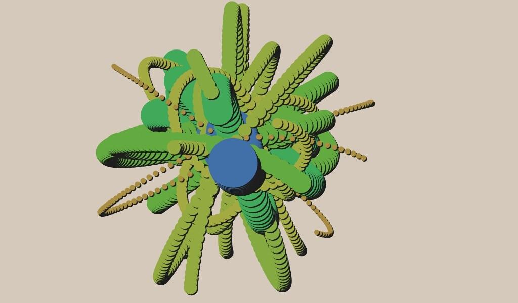 Green System, by Juan Irache