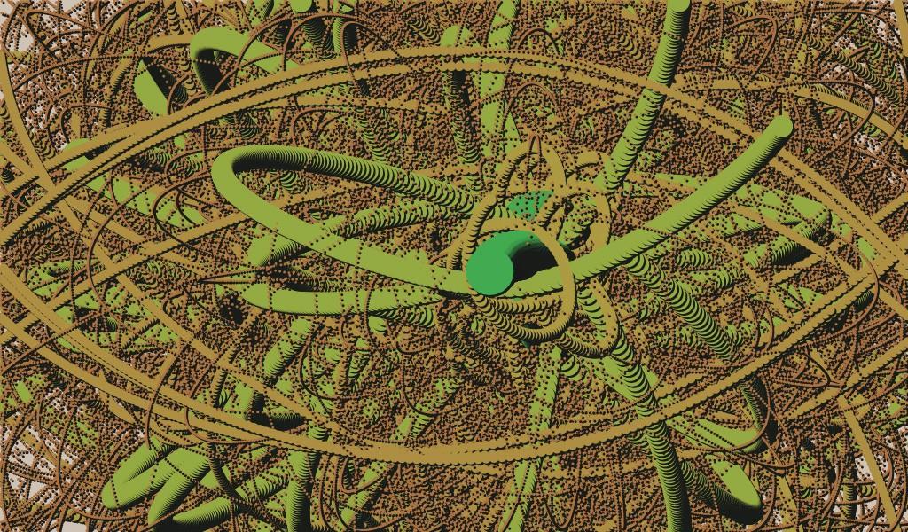 Furious Nature, by Juan Irache