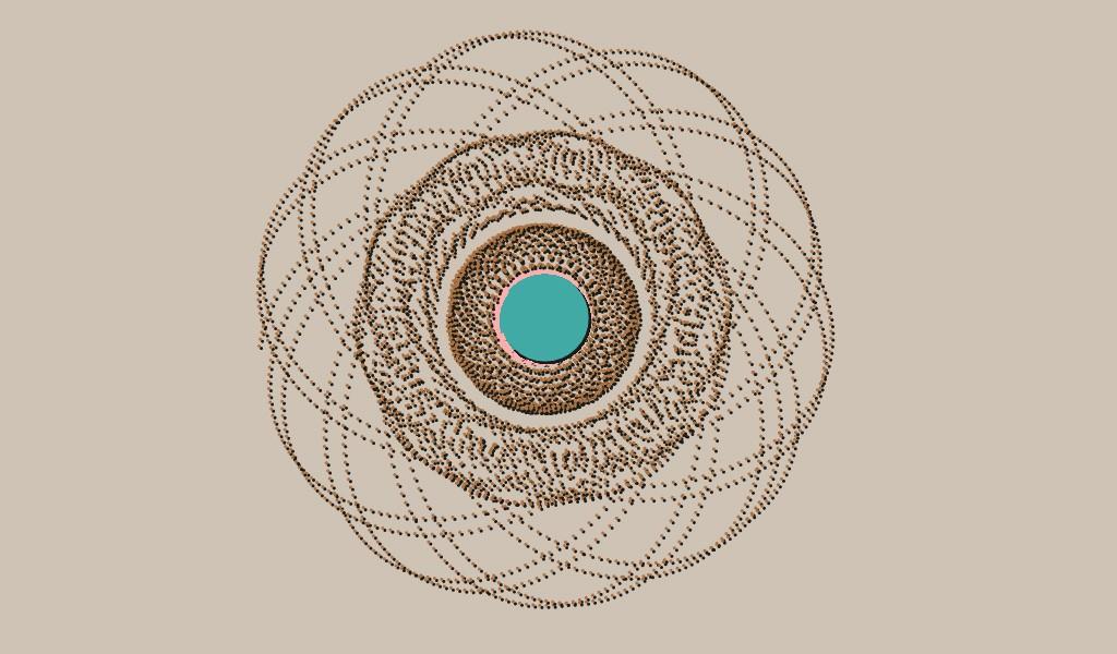 Mathematical, by Juan Irache